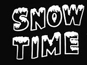 Snow Time Picture Into Cartoon