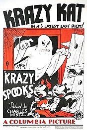 Krazy Spooks Free Cartoon Pictures