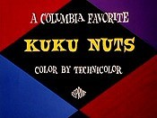 Kuku Nuts Picture Of The Cartoon
