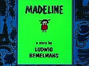 Madeline Picture Into Cartoon