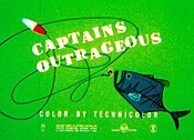Captains Outrageous Cartoon Character Picture