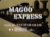 Magoo Express Free Cartoon Picture