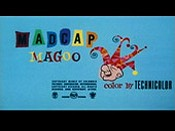 Madcap Magoo Cartoon Picture