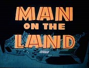 Man On The Land The Cartoon Pictures