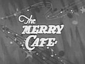 The Merry Cafe Cartoon Picture