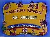 Mr. Moocher Cartoon Picture