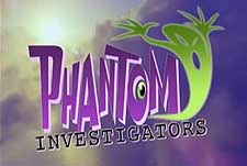 Phantom Investigators Episode Guide Logo