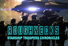 Roughnecks: Starship Troopers Chronicles Episode Guide Logo