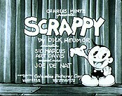 Scrappy's Added Attraction Picture Of Cartoon