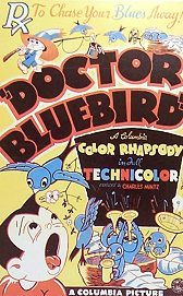 Doctor Bluebird Cartoon Picture