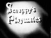 Scrappy's Playmates Cartoon Picture