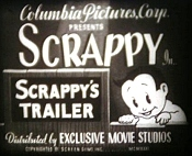 Scrappy's Trailer Cartoon Character Picture