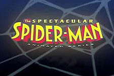 The Spectacular Spider-Man Episode Guide Logo
