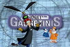 Gadget and the Gadgetinis Episode Guide Logo