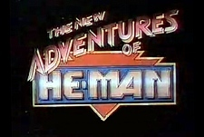 The New Adventures Of He-Man Episode Guide Logo