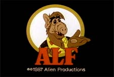 ALF Episode Guide Logo