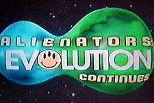 Alienators: Evolution Continues Episode Guide Logo