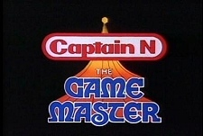 Captain N The Game Master Episode Guide Logo