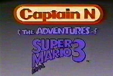 Captain N and the Adventures of Super Mario Bros. 3 Episode Guide Logo