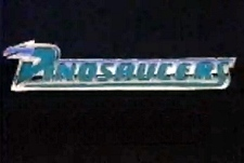 Dinosaucers Episode Guide Logo