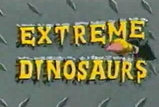 Extreme Dinosaurs Episode Guide Logo