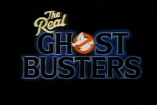 The Real Ghostbusters Episode Guide Logo