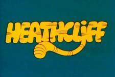 Heathcliff and The Catillac Cats Episode Guide Logo