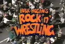 Hulk Hogan's Rock N' Wrestling Episode Guide Logo