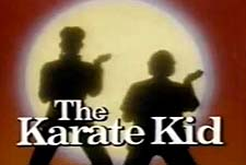 The Karate Kid Episode Guide Logo