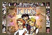 Liberty's Kids Episode Guide Logo