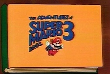 The Adventures of Super Mario Bros. 3 Episode Guide Logo