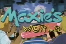 Maxie's World Episode Guide Logo