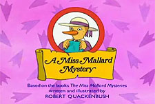 A Miss Mallard Mystery Episode Guide Logo