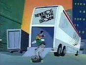 The New Kids Off The Wall Pictures Cartoons