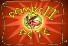 Pompeii Pete Episode Guide Logo