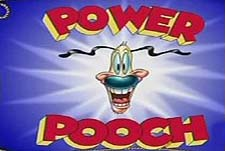 Power Pooch Episode Guide Logo