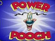 Power Pooch No More Free Cartoon Pictures