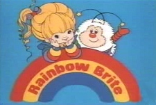 Rainbow Brite Episode Guide Logo