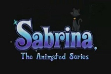 Sabrina, The Animated Series Episode Guide Logo