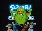 Rainy Day Slimer Cartoon Character Picture