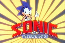 Sonic the Hedgehog Episode Guide Logo
