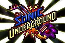 Sonic Underground Episode Guide Logo