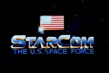 Starcom The US Space Force Episode Guide Logo