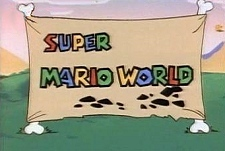 Super Mario World Episode Guide Logo