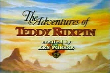 The Adventures of Teddy Ruxpin Episode Guide Logo