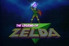 The Legend of Zelda Episode Guide Logo