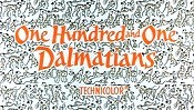 One Hundred And One Dalmatians The Cartoon Pictures