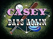 Casey Bats Again Picture Of Cartoon