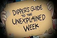 Dipper's Guide to the Unexplained
