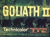 Goliath II Picture Into Cartoon